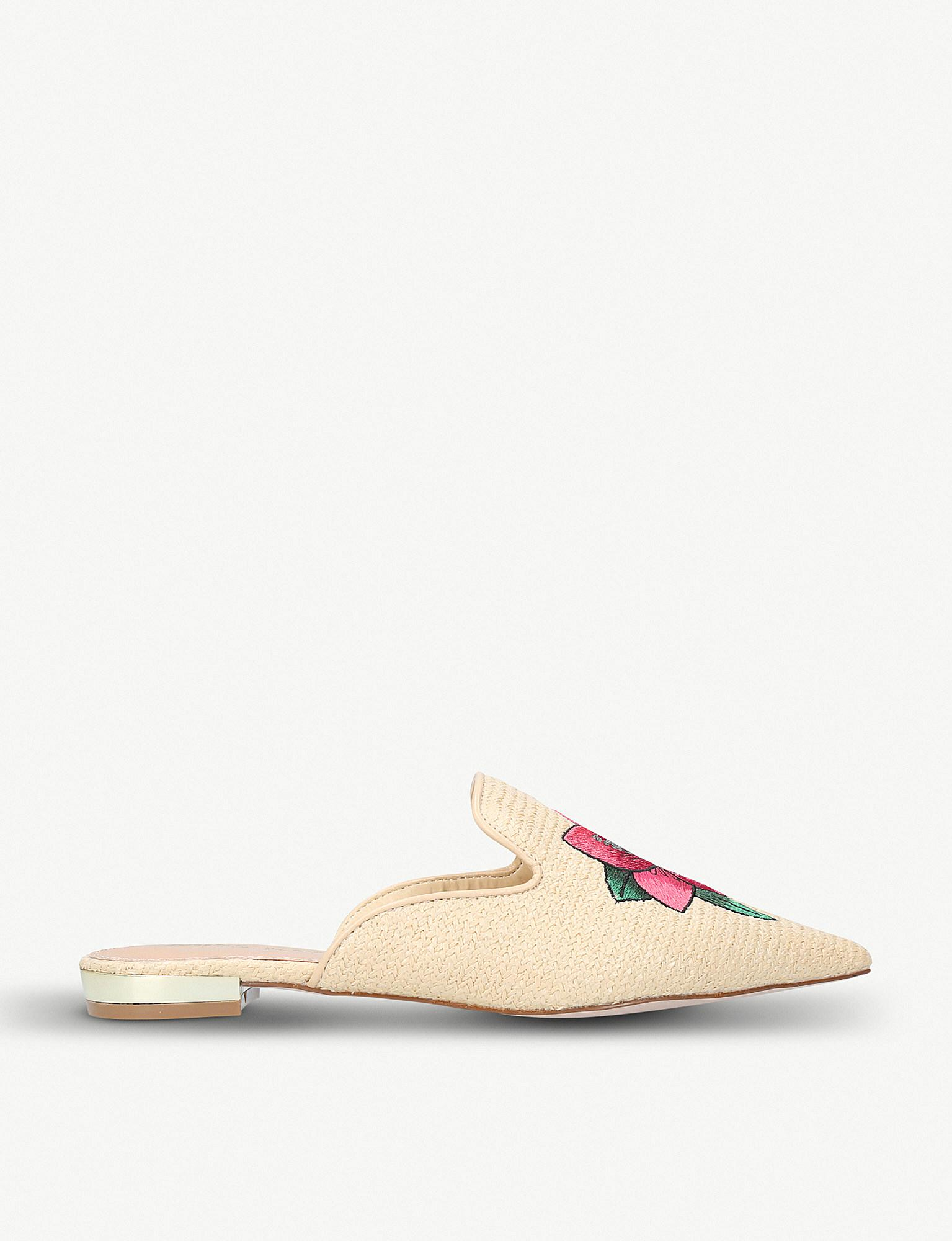 Miss KG Malta woven mule discount under $60 latest cheap online shopping online outlet sale outlet cheap MvFfZ