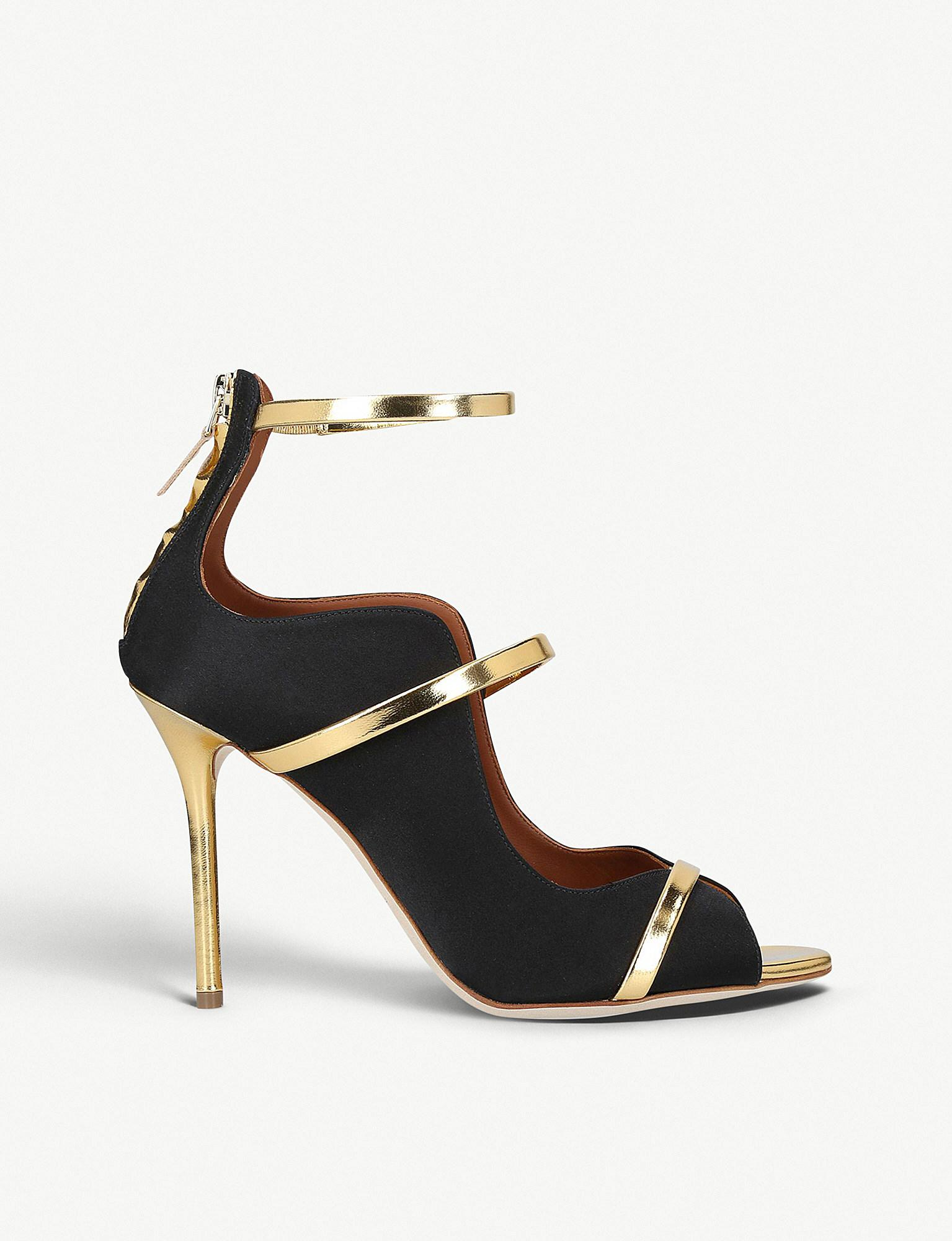 MALONE SOULIERS Mika leather sandals 6AySIPOWW1