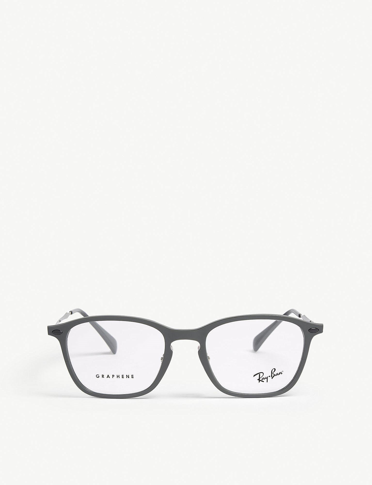 b43224ec68 Lyst - Ray-Ban Graphene Rb8953 Glasses in Gray