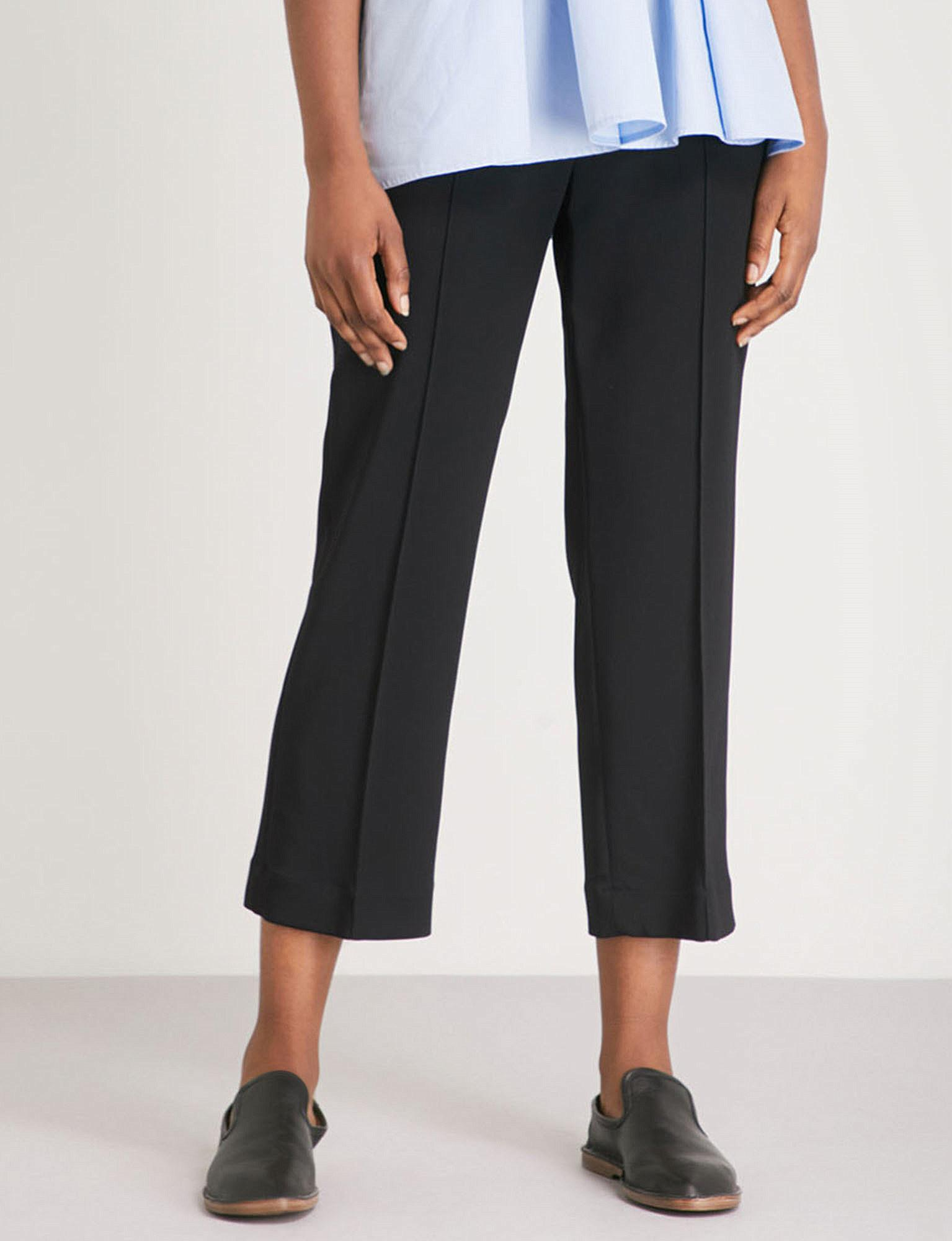 6138cac01ae50 sportmax-Black-Nepeta-Straight-Cropped-Mid-rise-Stretch-cotton-Trousers.jpeg