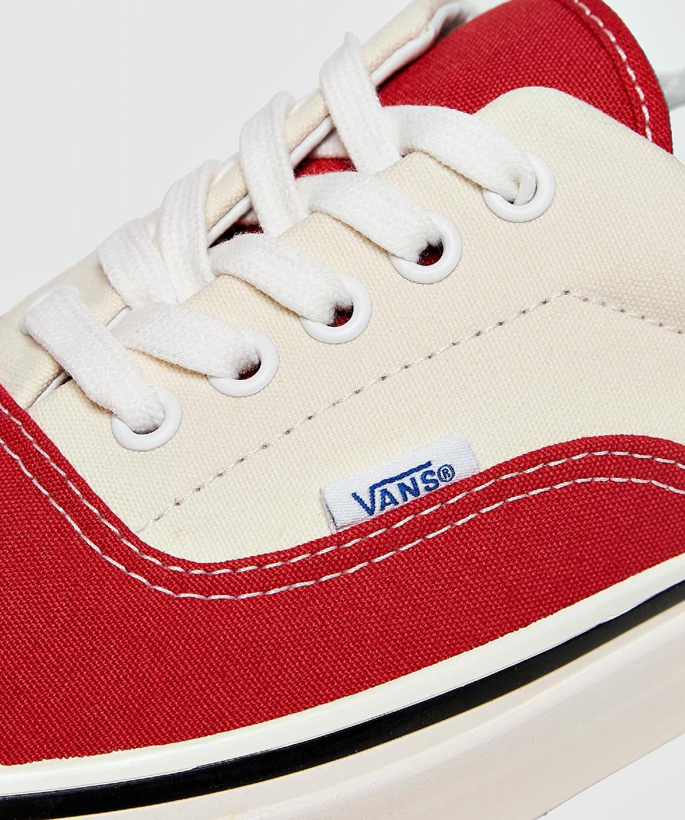 48a87556ac Vans - Red Anaheim Era 95 Dx Sneaker for Men - Lyst. View fullscreen