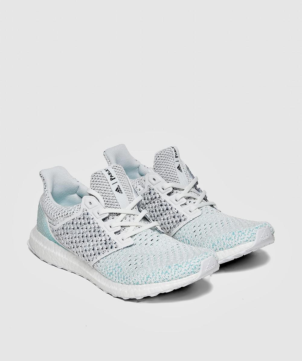 ce7a2a814bb78 Lyst - Adidas Ultraboost Parley in White for Men