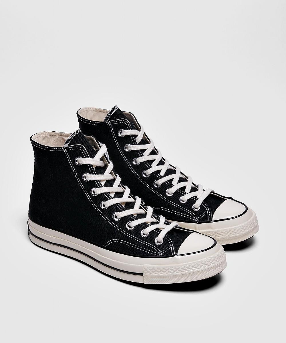 8144ef534b4c Converse Chuck Taylor All Star  70 Hi Trainer in Black for Men - Lyst
