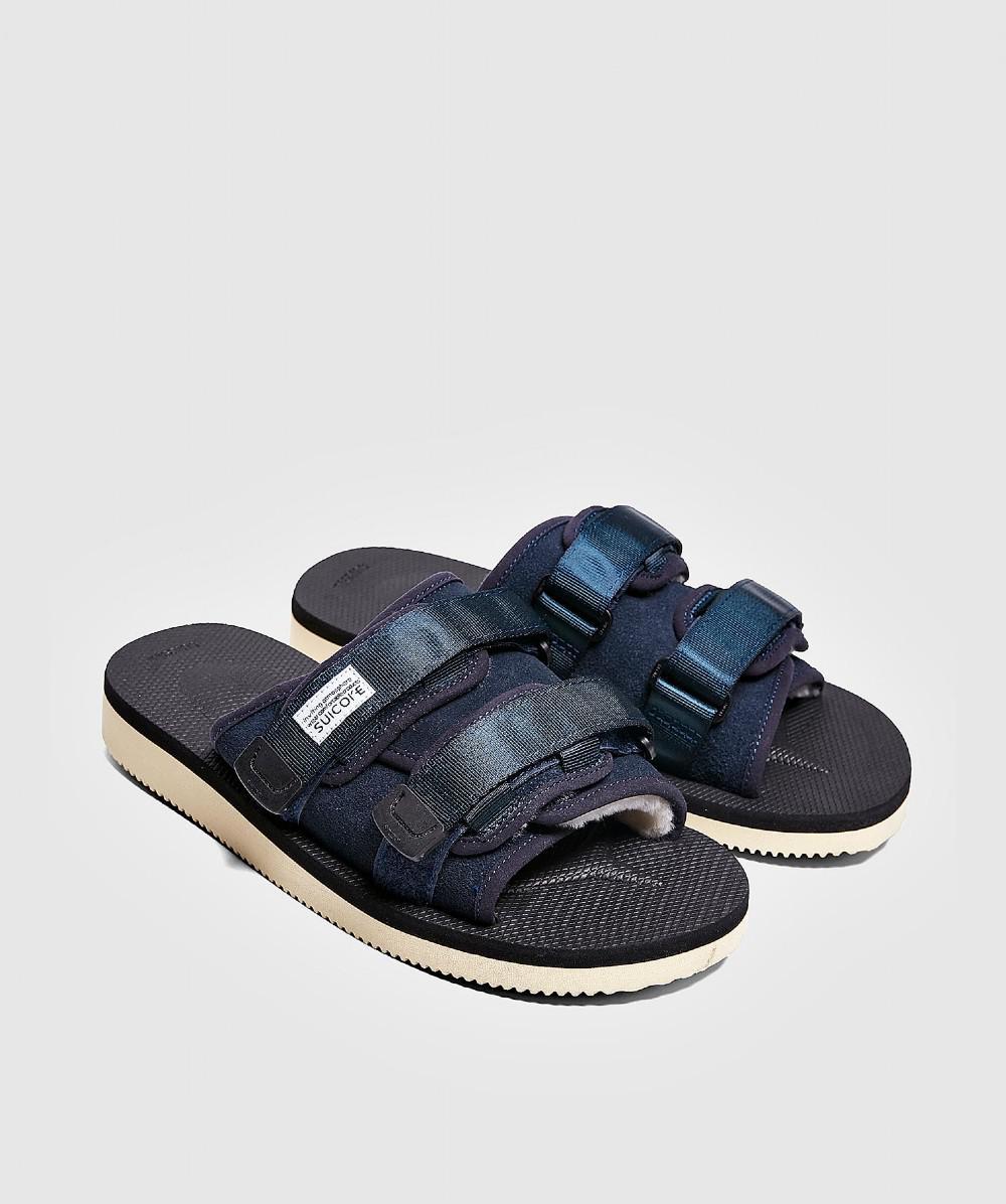 91567e84bd05 Suicoke Moto Mab Vibram Sandal Navy in Blue for Men - Lyst