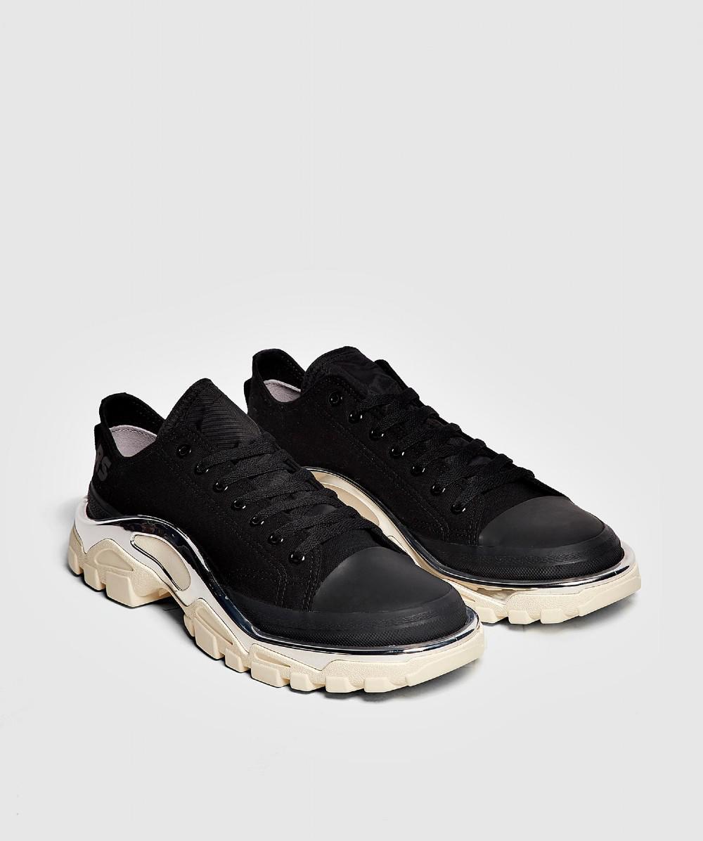 Lyst - adidas By Raf Simons Rs Detroit Runner in Black for Men 8e5b3b5a7