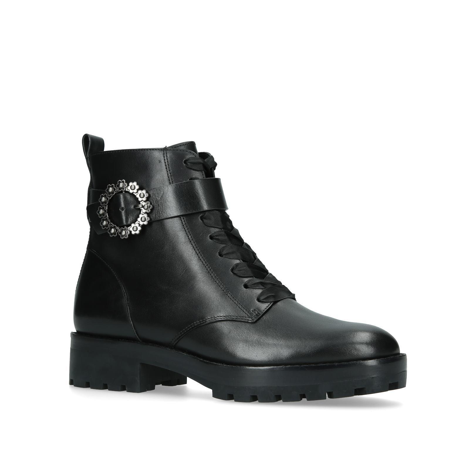 7a8cdafa22e7 Michael Michael Kors Ryder Ankle Boot in Black - Lyst