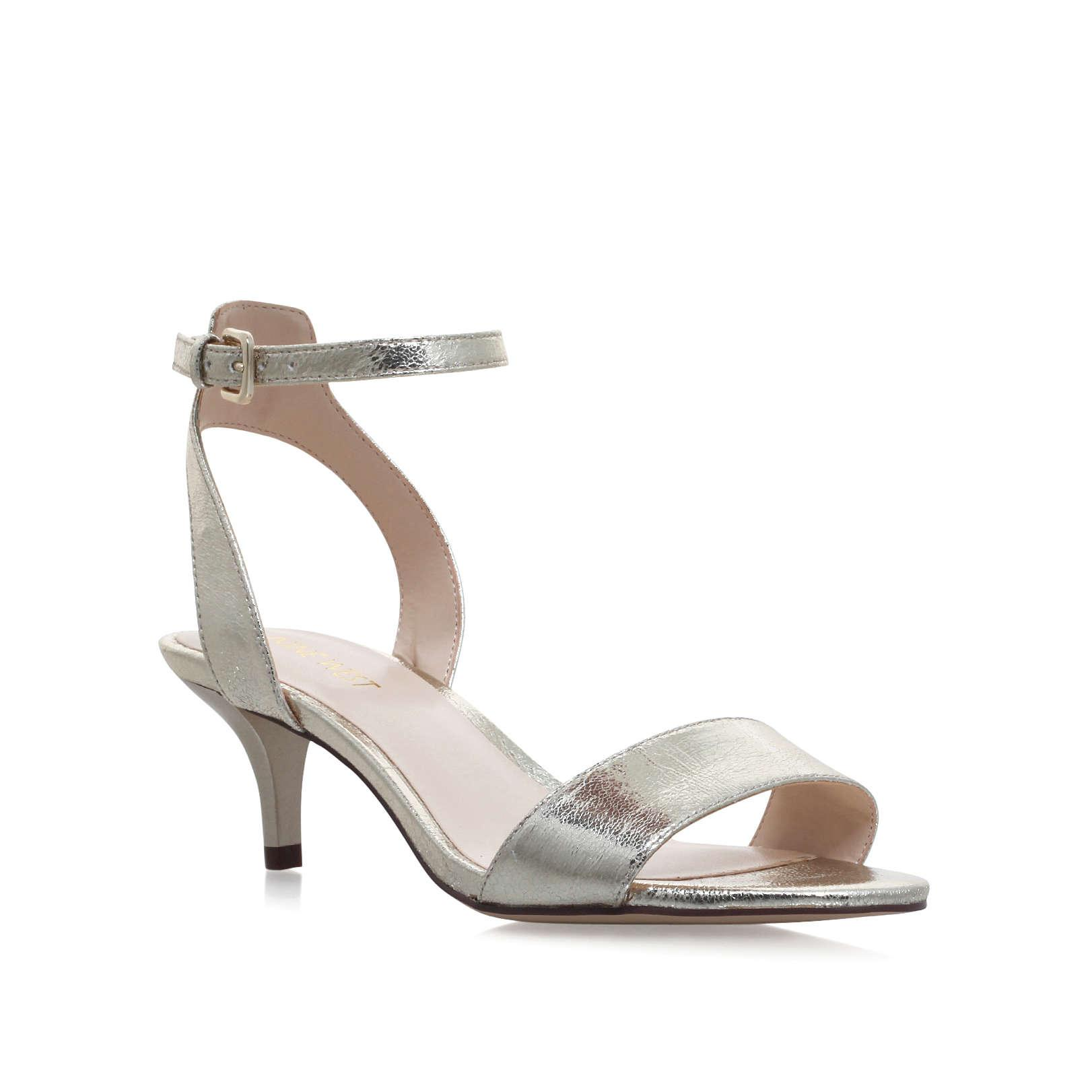 0515c057fa9e Nine West Lesia in Metallic - Lyst