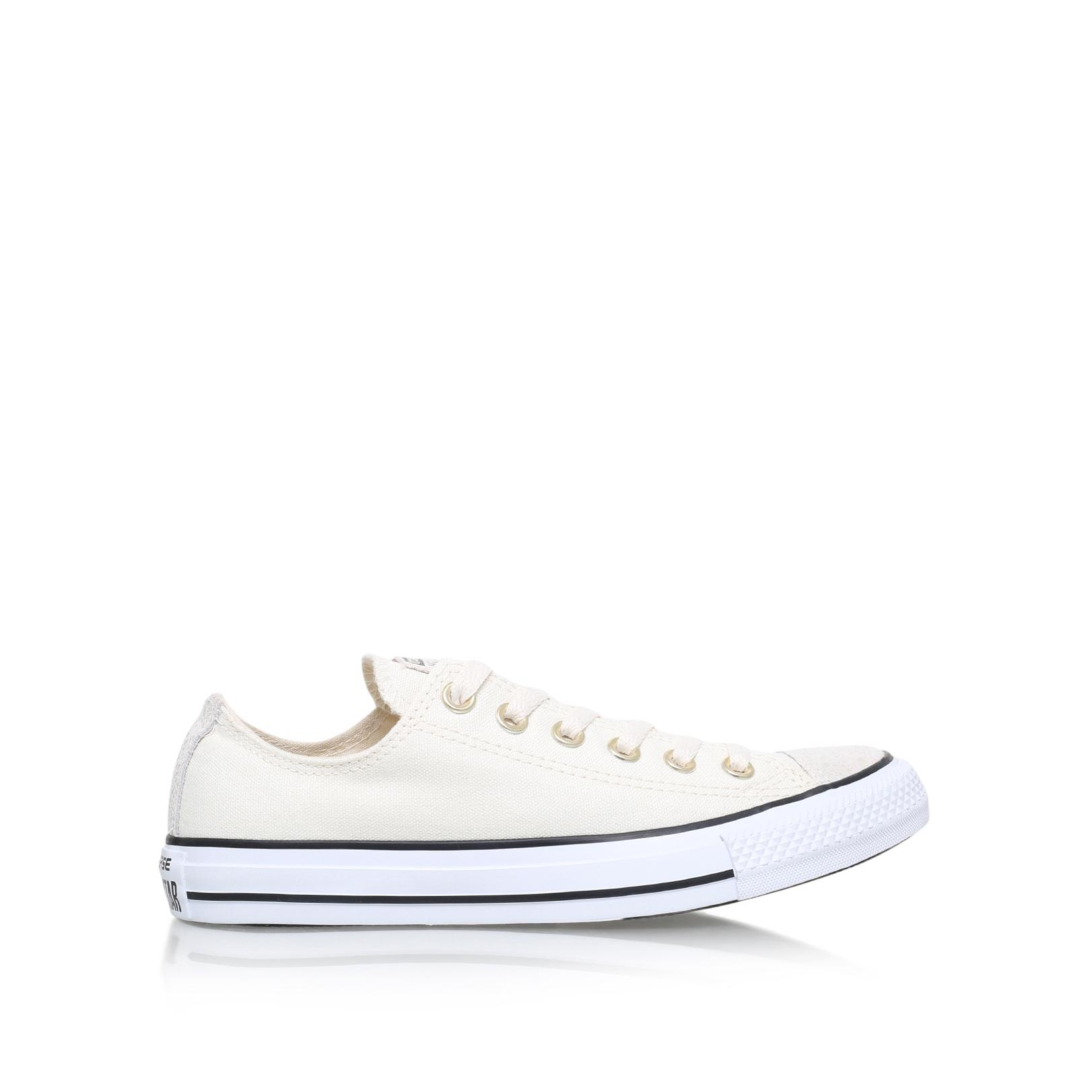 0ef47ba80814 Converse Ct Oil Slick Toe Low in White - Lyst