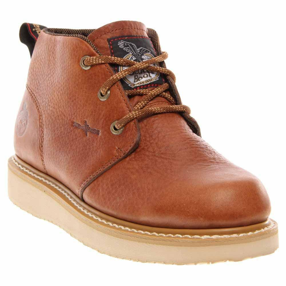 946cefbac00 Lyst - Georgia Boots Georgia Boot Wedge Chukka in Brown for Men ...