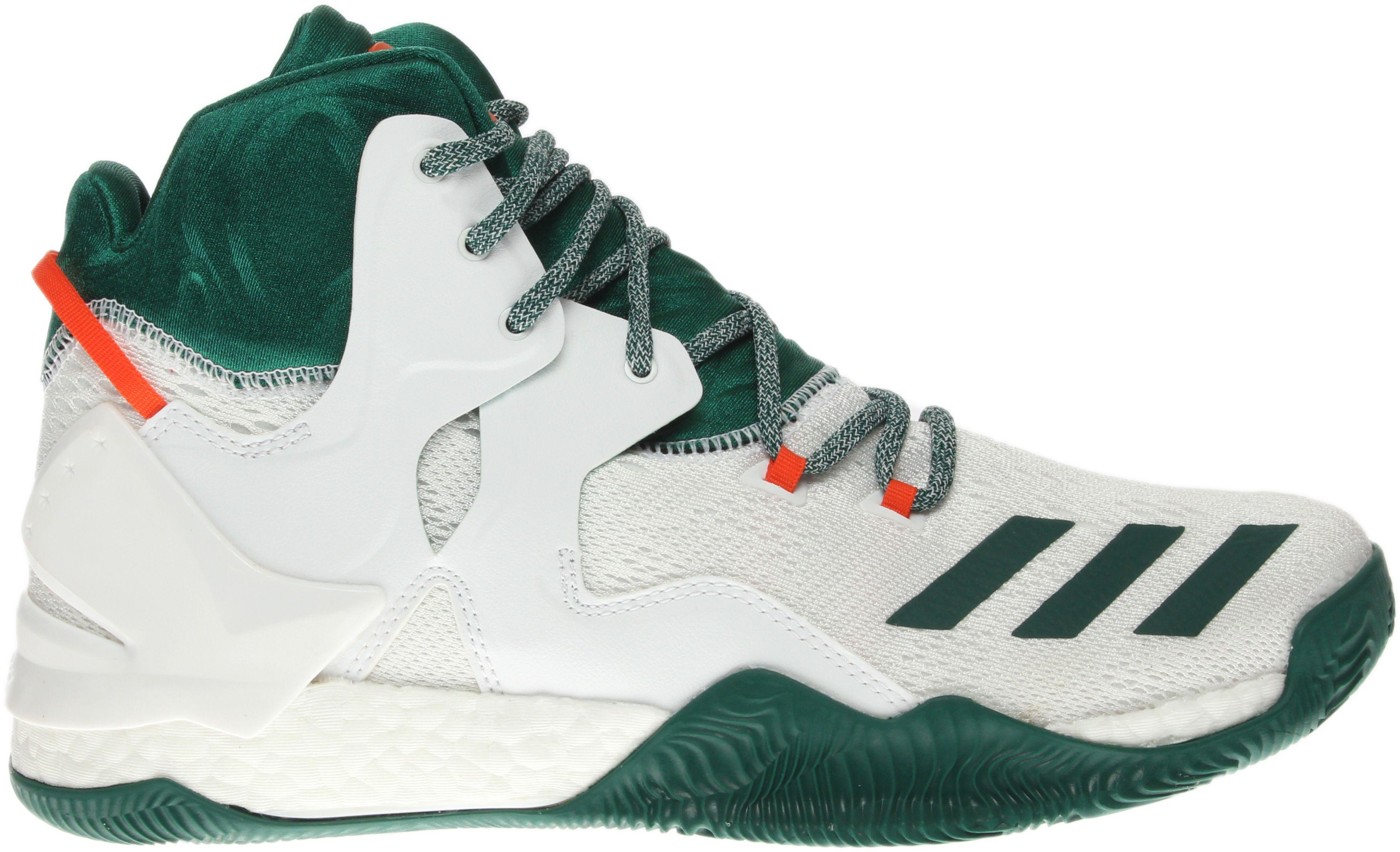 c8632a89b ... inexpensive lyst adidas sm d rose 7 ncaa in gray for men c9b0c 1b10a