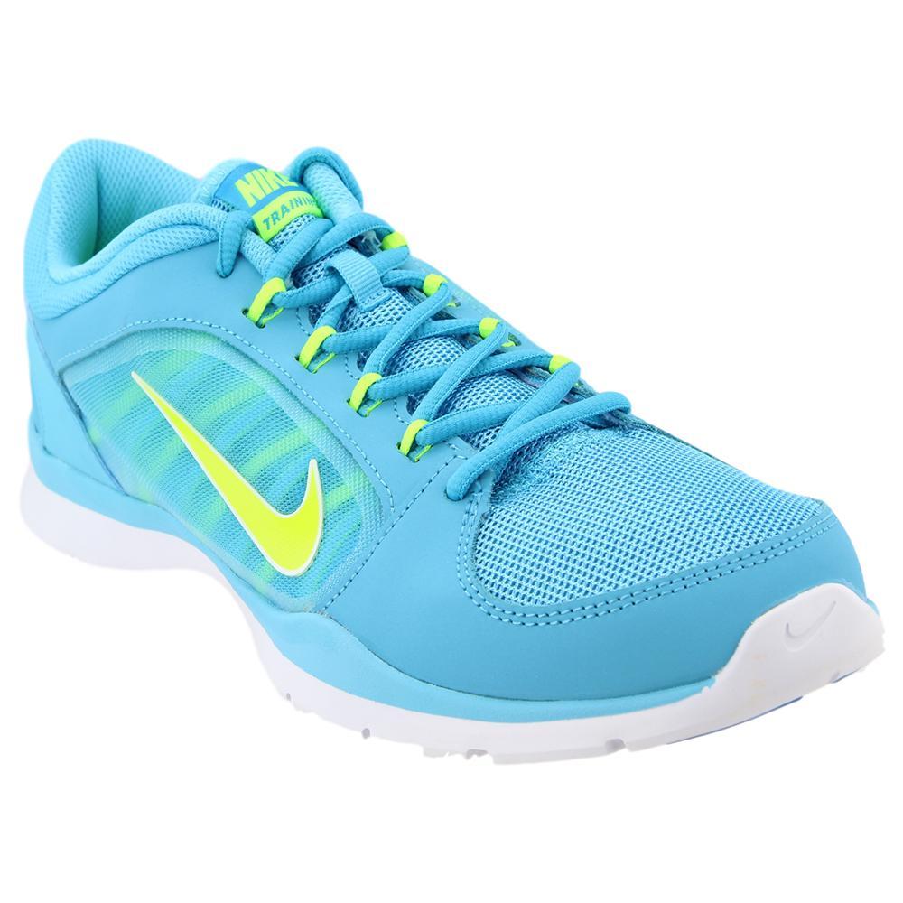 0c95342a99d Lyst - Nike Flex Trainer 4 Flex Trainer 4 in Blue
