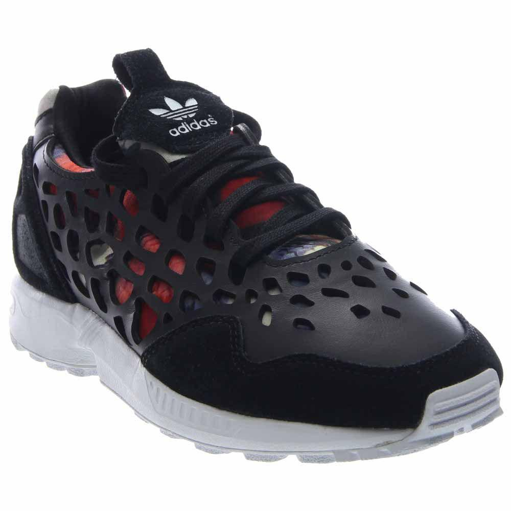 3a3948eee97c Lyst - adidas Zx Flux Lace in Black for Men