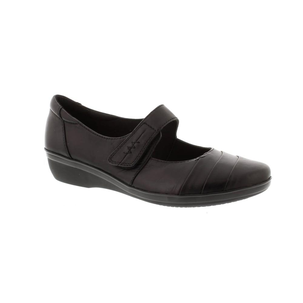 High Instep Shoes Clarks