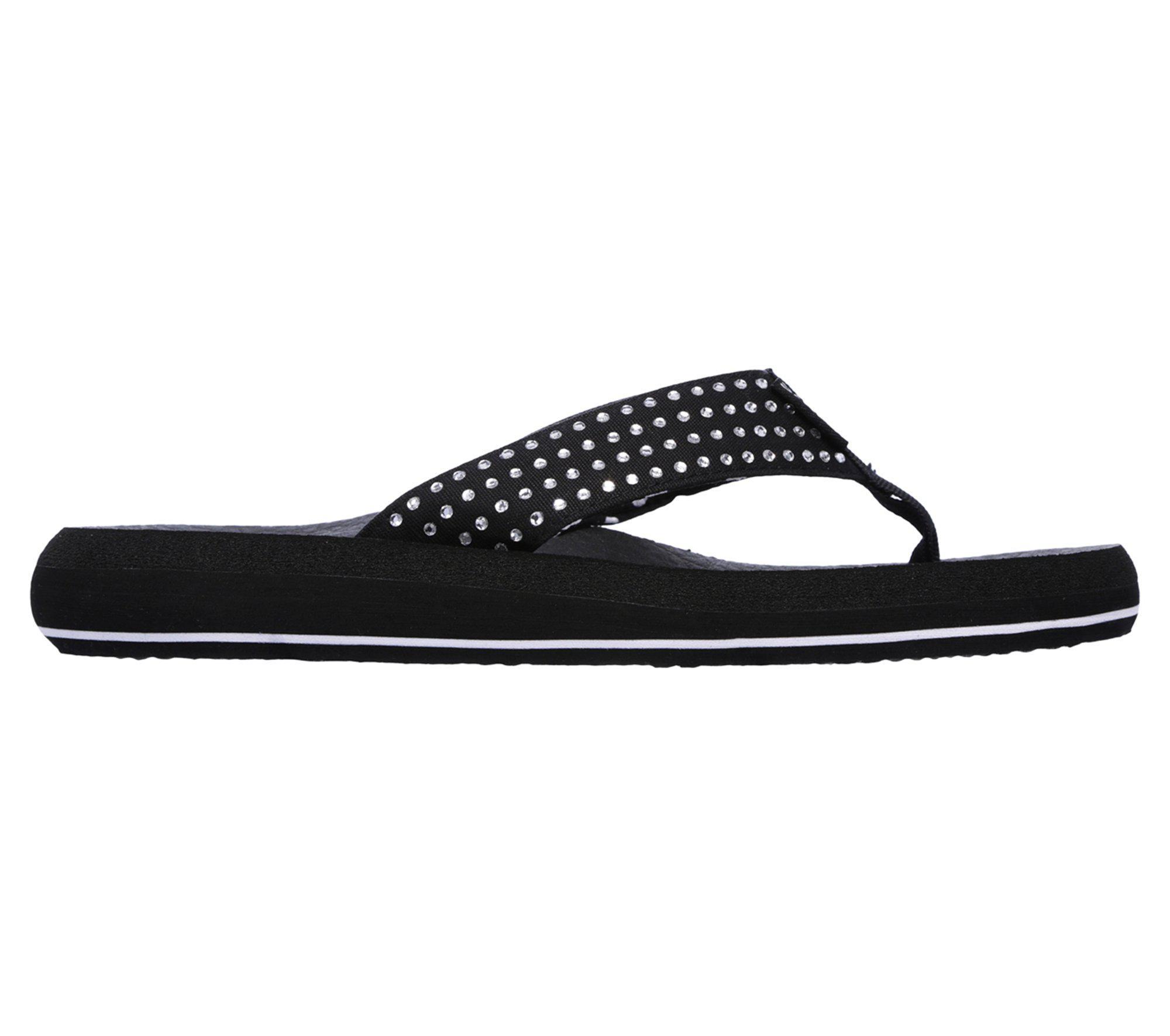 5ad130f6519e Lyst - Skechers Asana - New Age in Black