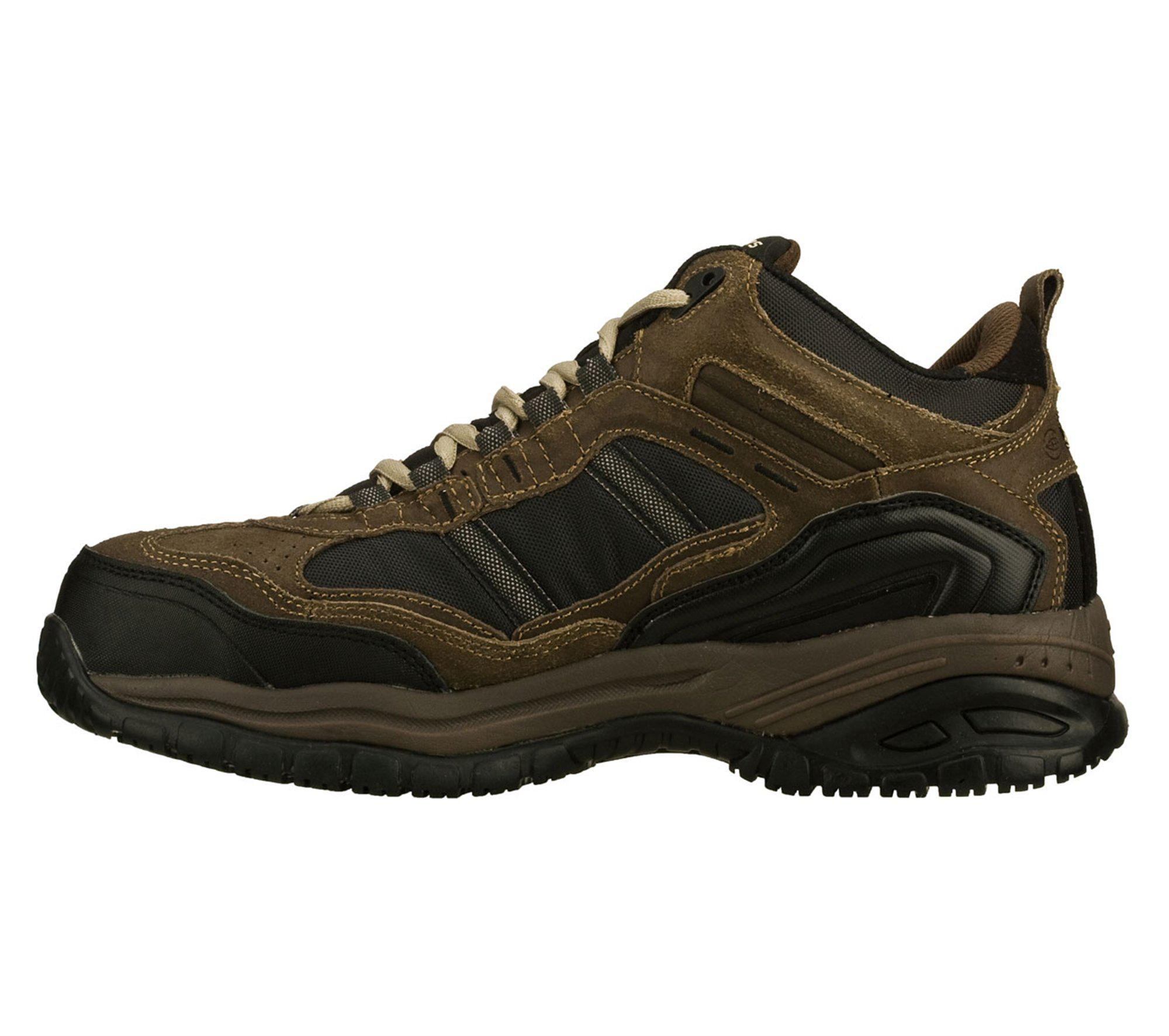 f79f90fbd6ba1 Skechers - Multicolor Work Relaxed Fit: Soft Stride - Canopy Comp Toe for  Men -. View fullscreen