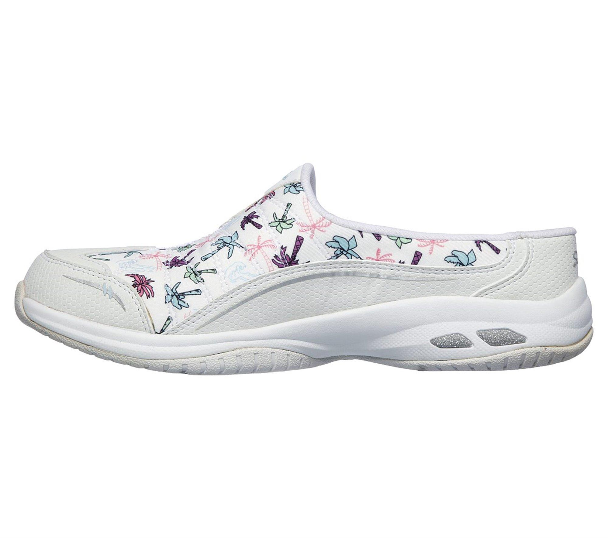 713edd3166e4 Lyst - Skechers Relaxed Fit  Commute Time - Palm Tree Holiday in White