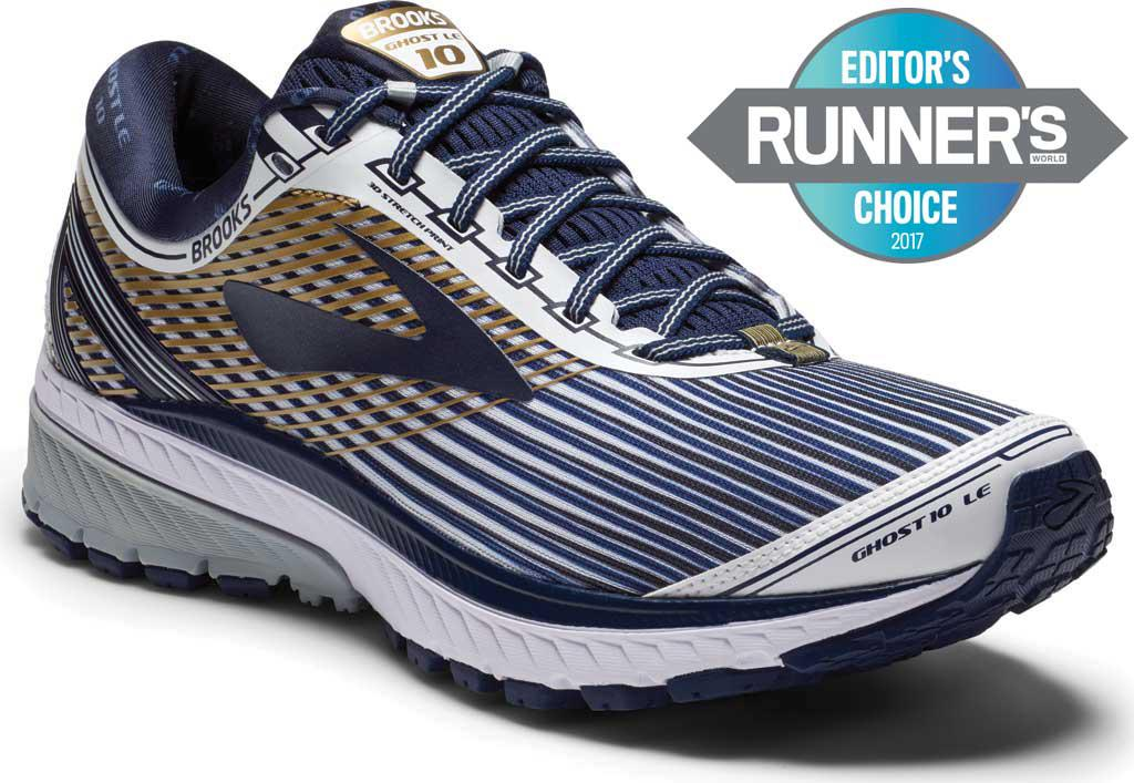 819d1d9872c Lyst - Brooks Ghost 10 Running Shoe in Blue for Men