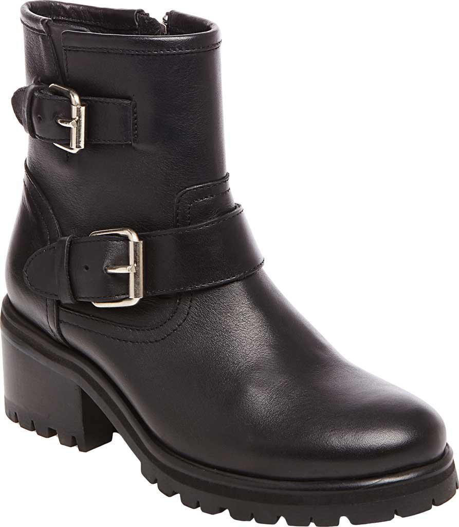 78210195830 Lyst - Steve Madden Gain Ankle Boot in Black