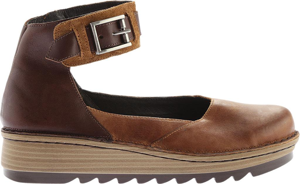 Naot Sycamore Ankle Strap Flat (Women's) RdLQEm