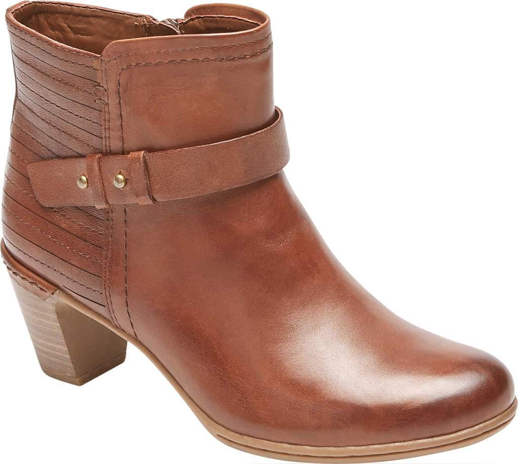 a1227e38e54c2 Lyst - Rockport Cobb Hill Rashel Buckle Ankle Boot in Brown