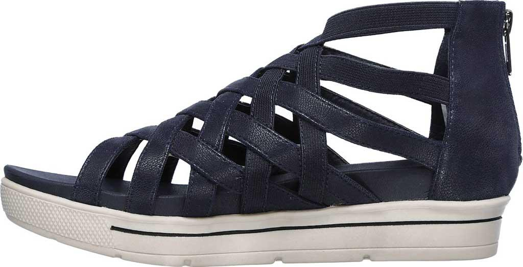 3682ac9aa6d2 Lyst - Skechers Cali Strut Sass N Swag Strappy Sandal in Blue