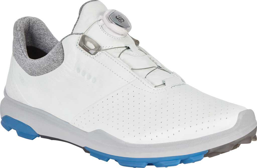b0c2fbca6c85 Lyst - Ecco Biom Hybrid 3 Boa Gore-tex Golf Shoe in White for Men