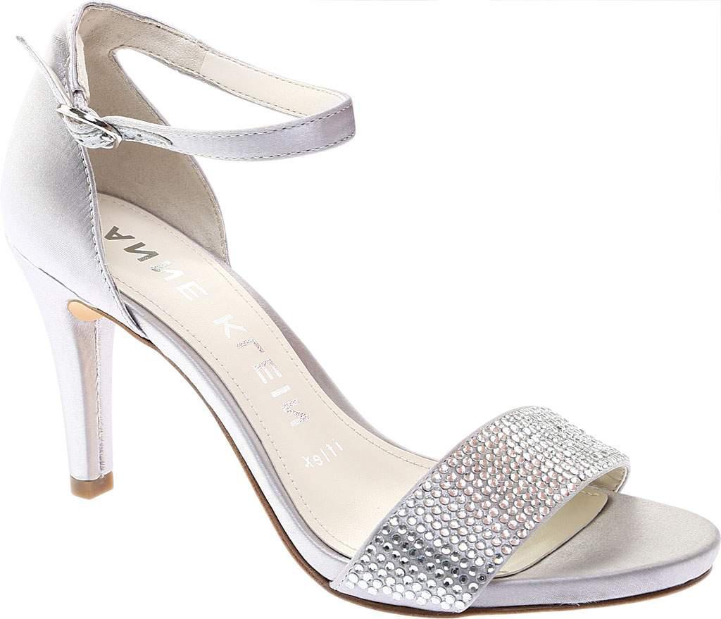 c38d2f3ee8c Anne Klein - Metallic Odree Ankle Strap Sandal - Lyst. View fullscreen
