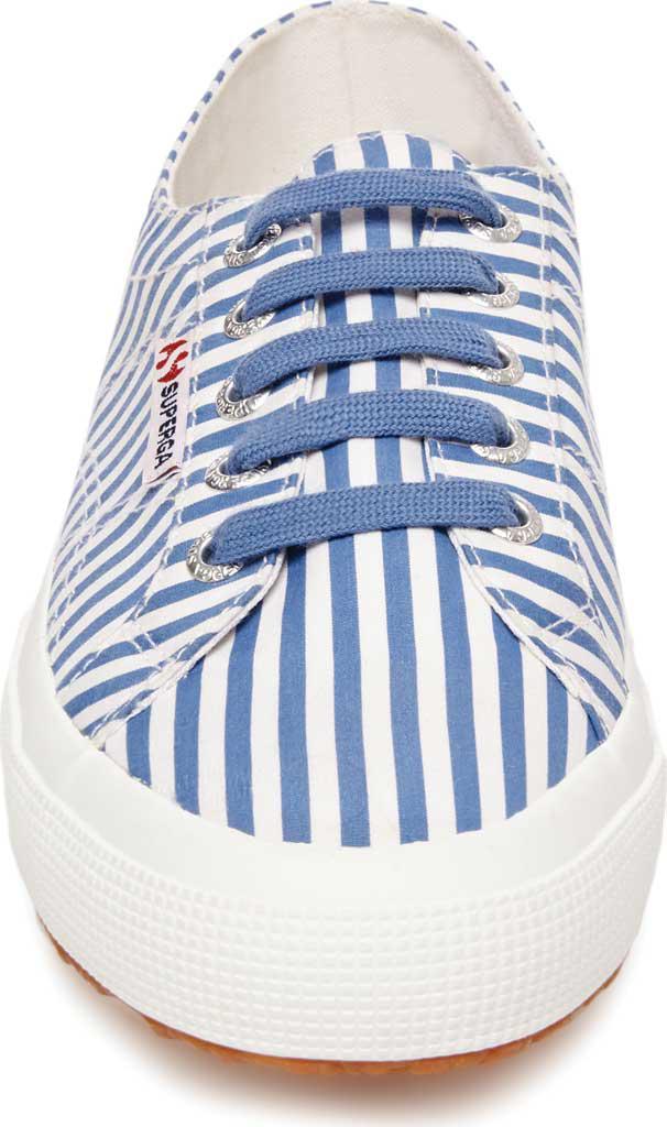 86d7a79d382a Lyst - Superga 2750 Fabricshirtu Sneaker in Blue