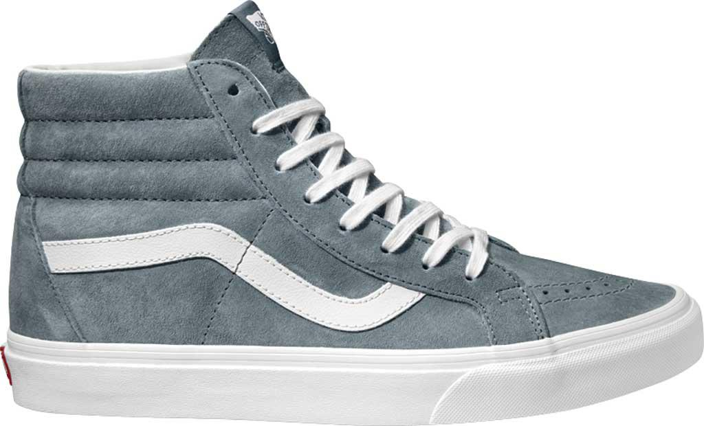 03c7735bff76dd Lyst - Vans Sk8-hi Reissue High Top in Blue for Men - Save ...