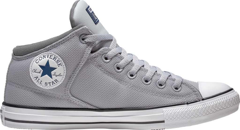 060dfd2f73c9 Lyst - Converse Chuck Taylor All Star High Street Uniform Mid in Gray