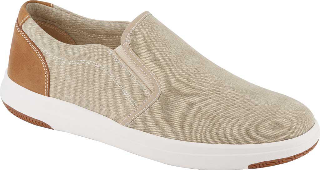Lyst Dockers Nobel Slip On Sneaker in Natural for Men Men for 0aa10d