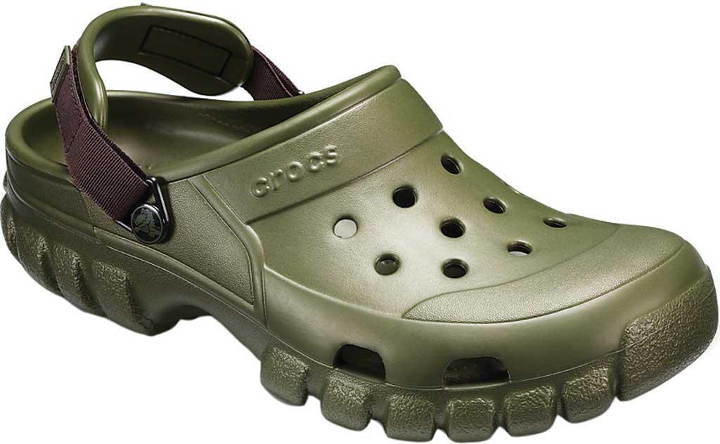 9bdcb0fff9a3 Crocs™. Men s Green Offroad Sport Clog.  40 From Shoes.com