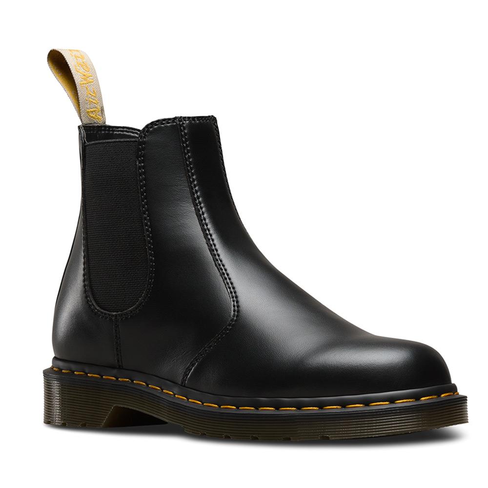 dr martens vegan 2976 chelsea boot in black for men lyst. Black Bedroom Furniture Sets. Home Design Ideas