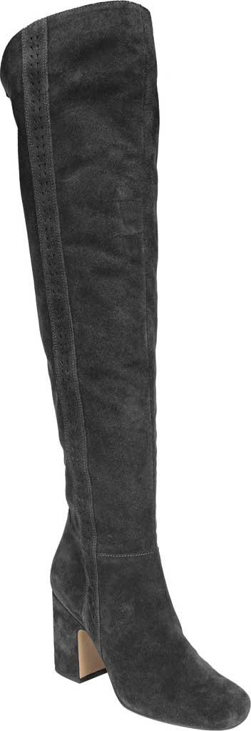 a875adf12ea Lyst - Sarto Laurel Over The Knee Boot in Black