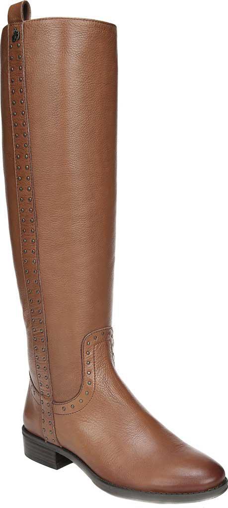 9841302ad Lyst - Sam Edelman Prina 2 Wide Calf Knee High Boot in Brown - Save ...