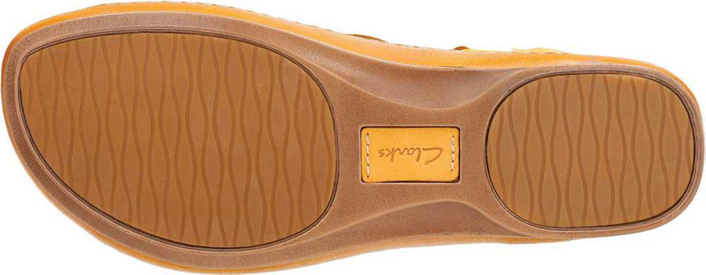 22d4b9536fa Lyst - Clarks Sarla Cadence Sandals in Yellow