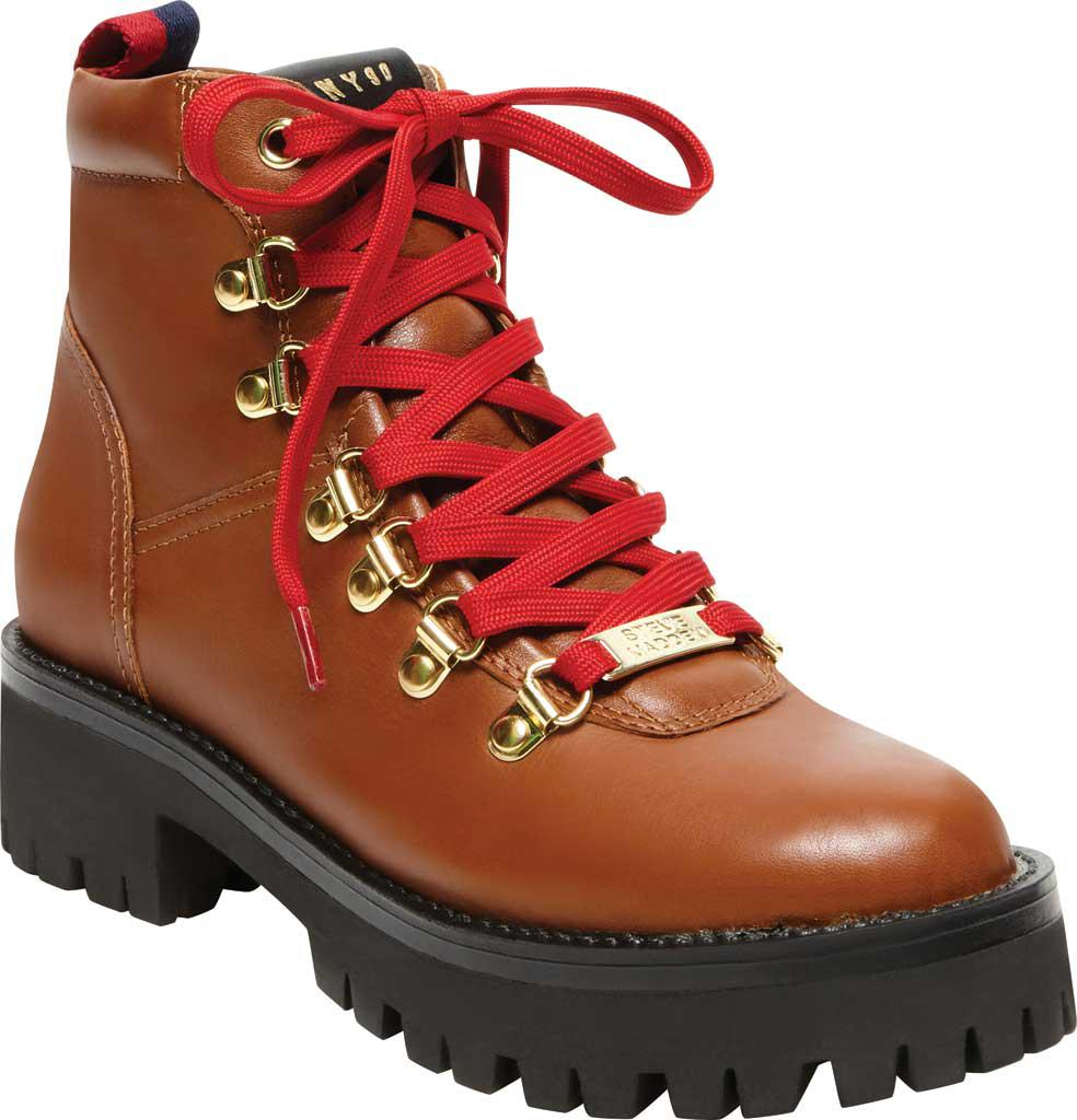 1b82310effa Lyst - Steve Madden Bam Hiker Boot in Red - Save 66%