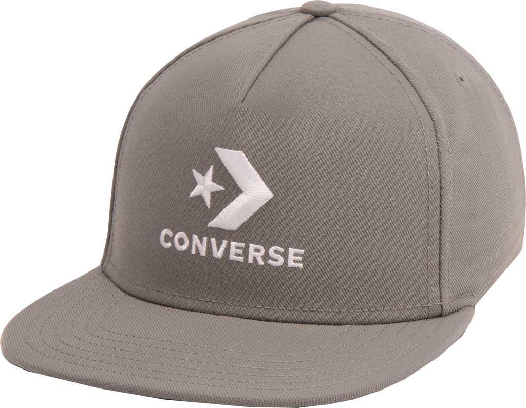dbe0510b8e23 Lyst - Converse Star Chevron Lock Up Dart Front Cap in Gray for Men