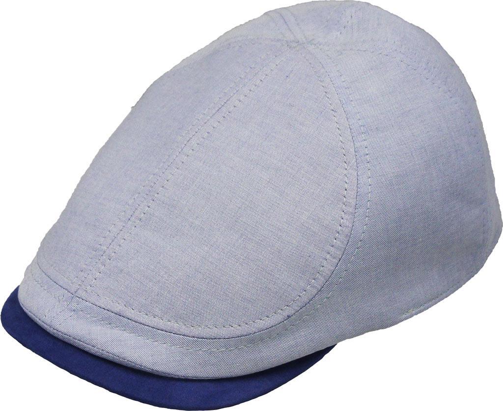 Henschel - Blue New Shape Duckbill 4626 Flat Cap for Men - Lyst. View  fullscreen 4c3c0e64d7b0