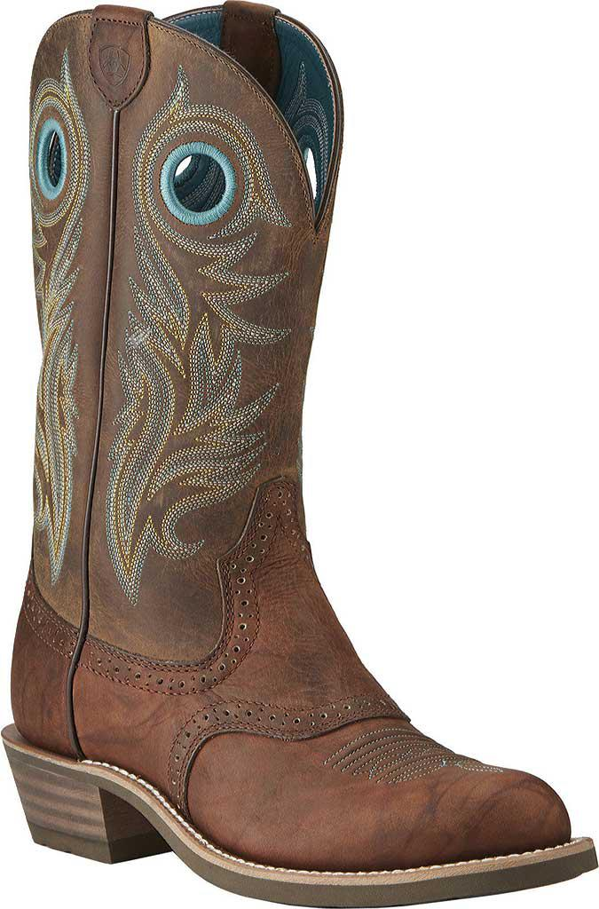 20e0abcc87d Lyst - Ariat Shadow Rider in Brown for Men