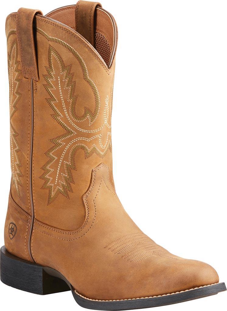 625aa690e5e Lyst - Ariat Sport Stratten Cowboy Boot in Brown for Men