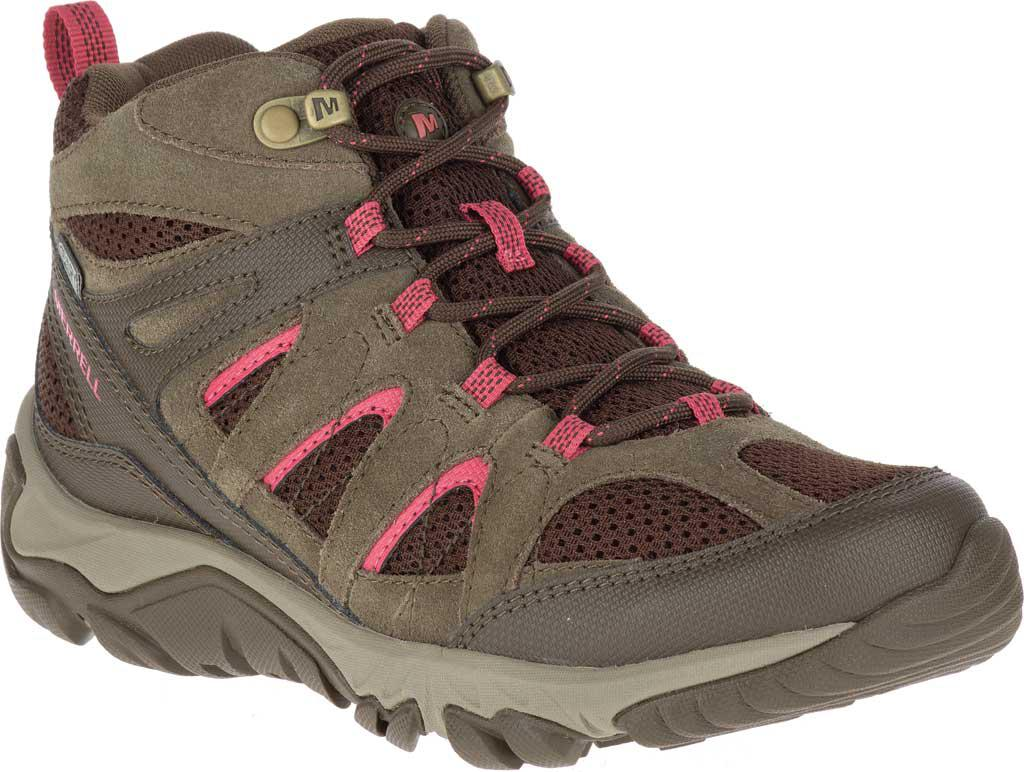 0700f2ec2b Lyst - Merrell Outmost Mid Vent Waterproof Hiking Boot for Men