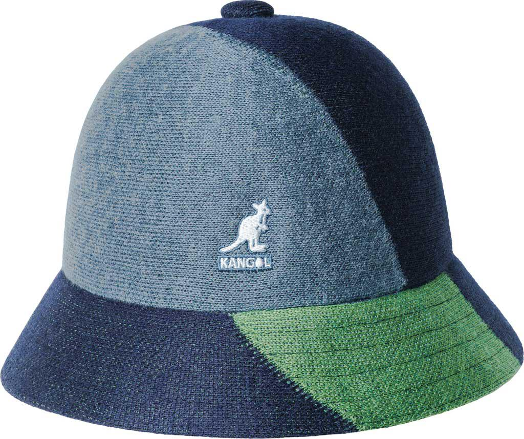 Lyst - Kangol Color Blocked Bucket Hat in Blue for Men 4e61a6f95776