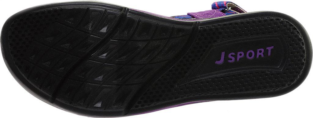 945a87cd63f Lyst - Jambu Jsport Sunny Sport Wedge Sandal in Purple