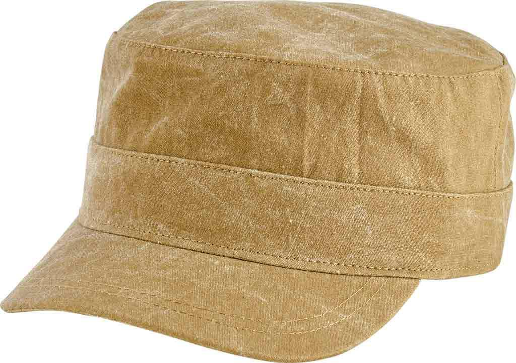 035f1ca2fc0 Lyst - San Diego Hat Company Textured Cotton Military Cap Cth8061 in ...