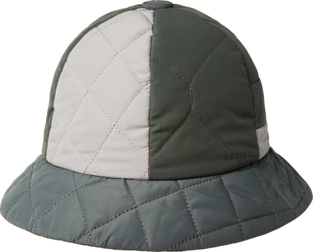 bfb066e2 Kangol Quilted Mix Bucket Hat for Men - Lyst