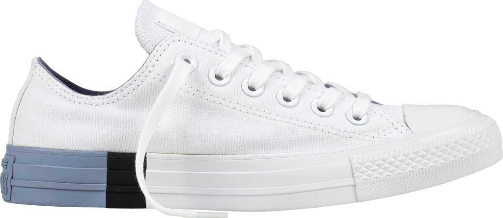 972204f20034 Lyst - Converse Chuck Taylor All Star Color Block Low Sneaker in ...