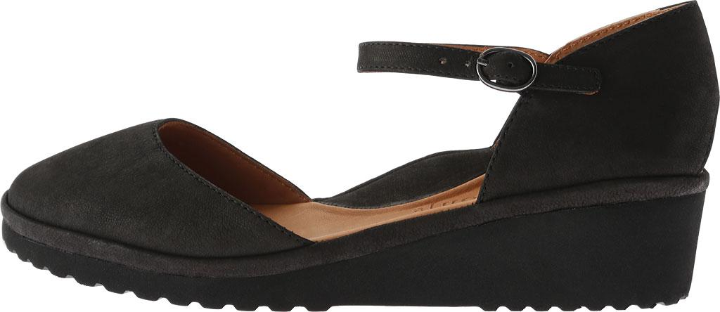 Gentle Souls Nora Mary Jane Demi Wedge(Women's) -Burgundy Nubuck Store Sale Outlet Amazing Price Cheap Sale Classic q6uI3
