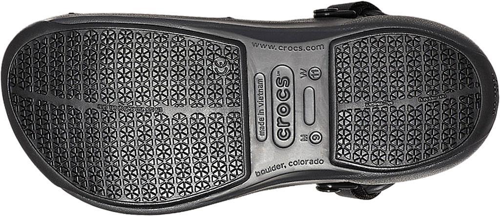 6ef838a0c Crocs™ - Black Bistro Pro Literide Clog for Men - Lyst. View fullscreen