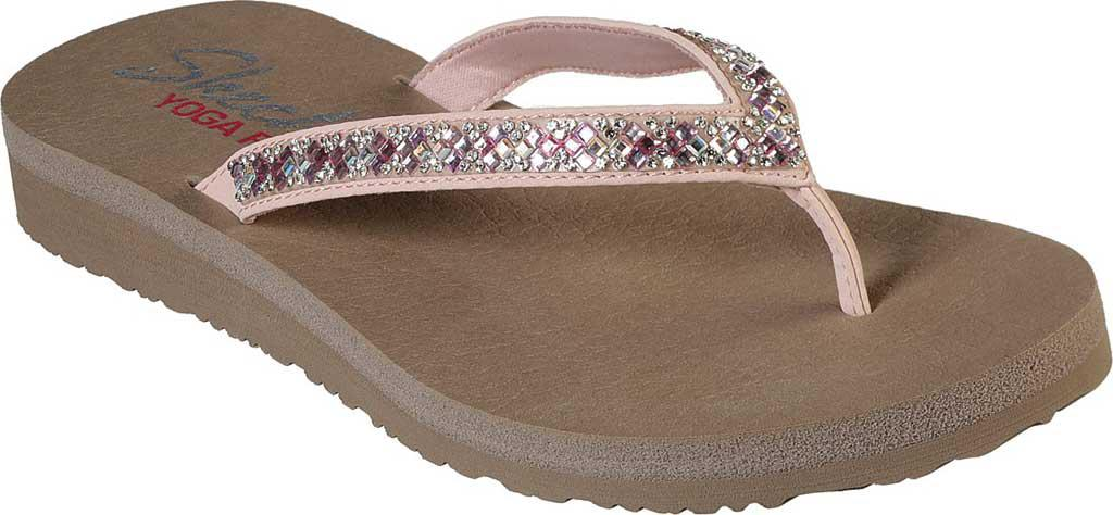 5029861e9621 Lyst - Skechers Meditation Perfect 10 Thong Sandal - Save 8%